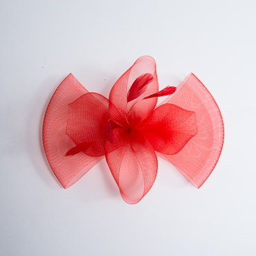 Feather Crinoline Horse Hair Bow Trims