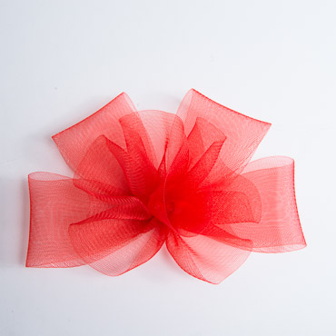 Four Leaves Clover And Puff Crinoline Horse Hair Bow Trims
